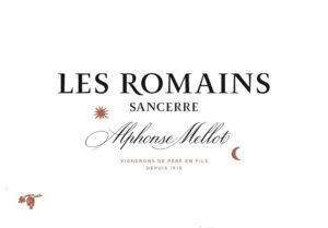 Alphonse Mellot Sancerre BLANC Les Romains Vielles Vignes 3L 2014