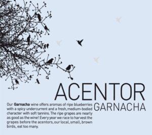 Acentor Calatayud Garnacha Red 2018