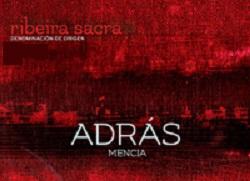 Adras Mencia Ribeira Sacra Red 2016