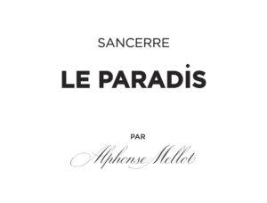 Alphonse Mellot Sancerre BLANC Le Paradis 1.5L 2013