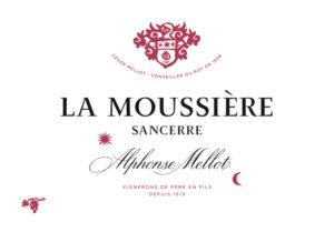 Alphonse Mellot Sancerre ROUGE La Moussiere 2018