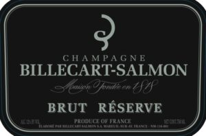 Billecart-Salmon Champagne Brut Reserve 15L (Wooden Box) NV