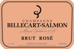 Billecart-Salmon Champagne Brut Rose 1.5L NV
