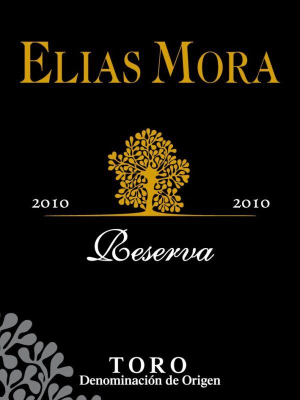 Bodegas Elias Mora Elias Mora RESERVA Toro 2010