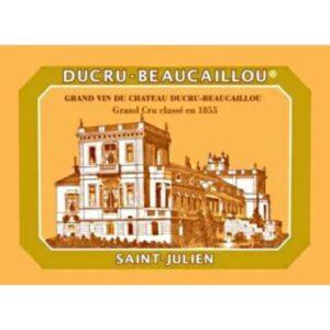 Chateau Ducru Beaucaillou Saint Julien 2014
