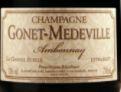 Gonet-Medeville Champagne Brut Grand Cru Grand Ruelle Ambonnay 2006