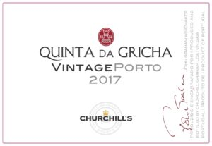 Churchills Quinta da Gricha Port