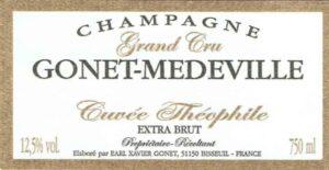 Gonet-Medeville Champagne Brut Grand Cru Theophile 2006