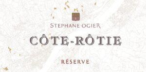 Domaine Stephane Ogier Cote Rotie Reserve 2015