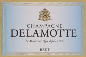 Champagne Delamotte Brut Le Mesnil-Sur-Oger 1.5L NV
