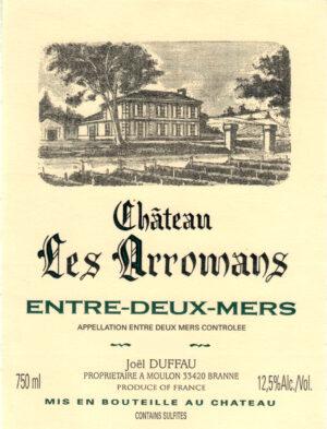 Chateau Les Arromans Entre-Deux-Mers 2019