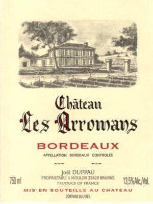 Chateau Les Arromans Rouge 2018