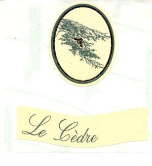 Chateau du Cedre Le Cedre Cahors 2015