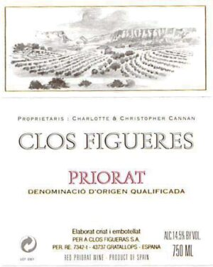 Clos Figueras Clos Figueres Priorat Red 1.5L 2010