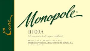 Cune Viura Rioja Monopole White 2018