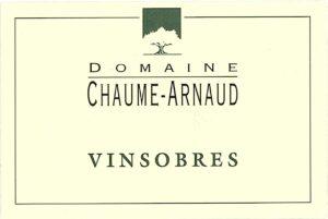 Domaine Chaume-Arnaud Vinsobres 2016
