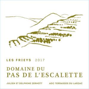 Domaine Le Pas de l Escalette Les Frieys Rouge 2017
