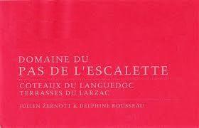 Domaine Le Pas de l Escalette Les Petit Pas Rouge 2018