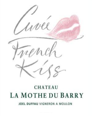 Chateau La Mothe du Barry Cuvee French Kiss Entre Deux Mers 2019
