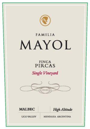 Familia Mayol Finca Pircas 2014