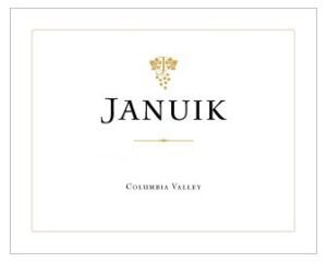 Januik Riesling Bacchus Vineyard Columbia Valley