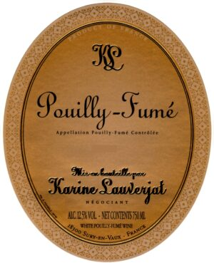 Karine Lauverjat Pouilly-Fume 2018