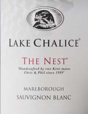 Lake Chalice The Nest Marlborough Sauvignon Blanc 2020