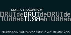 Maria Casanovas Brut de Brut Reserva Cava Sparkling NV