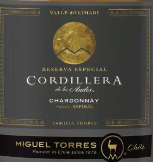 Miguel Torres Cordillera Chardonnay 2018