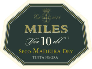 Miles Madeira 10 Years Dry NV