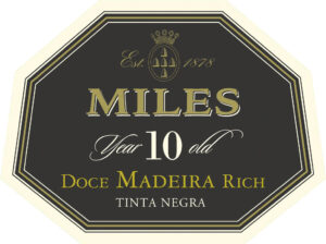 Miles Madeira 10 Years Rich
