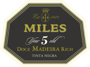 Miles Madeira 5 Years Rich NV