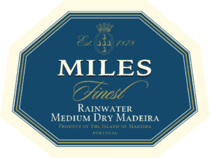 Miles Madeira Rainwater Medium Dry NV
