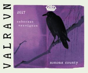 Valravn Sonoma County Cabernet Sauvignon 2018