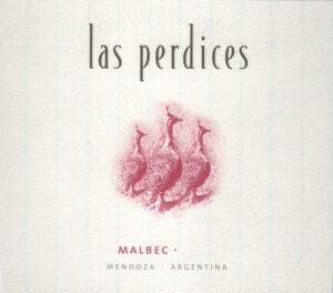 Vina Las Perdices Malbec 2019