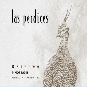 Vina Las Perdices Pinot Noir RESERVA 2019