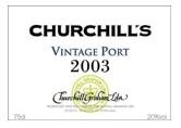 Churchills Vintage Port 2003