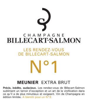 Billecart Les Rendezvous #1 Extra Brut