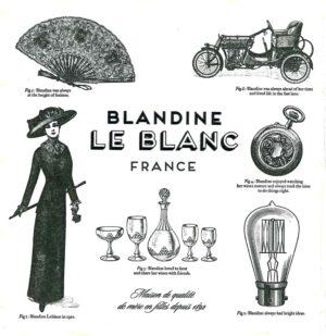 Cedre Blandine Le Blanc 2019