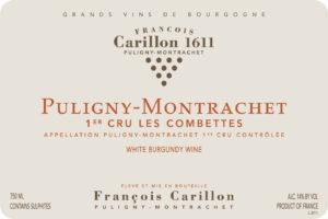 Carillon Puligny Montrachet1er Cru Les Combettes 2019