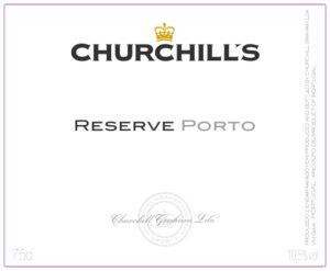Churchills Ruby Porto Reserve NV