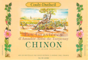 Couly-Dutheil Chinon Rouge Les Gravieres 2018