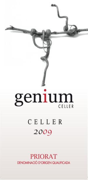 Genium Celler GENIUM Priorat Red 2009