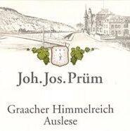 Joh. Jos. Prum Graacher Himmelreich Riesling Auslese 17 JJ9-16
