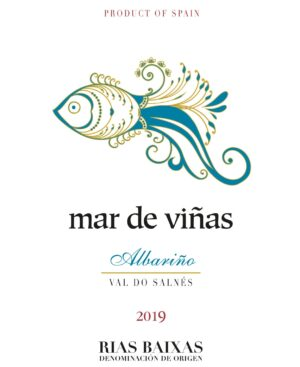 Adegas Gran Vinum Mar de Vinas Albarino