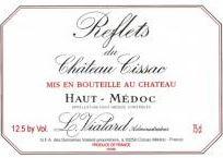Chateau Cissac Cru Borgeois Haut Medoc REFLETS 2015