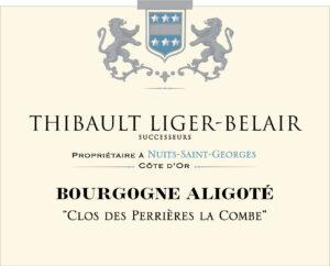Thibault Liger Belair Aligote Clos des Perrieres 2017