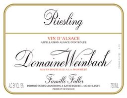Weinbach Riesling