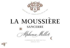 Alphonse Mellot Sancerre BLANC La Moussiere 2019