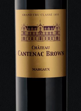 Chateau Cantenac Brown Margaux 2014